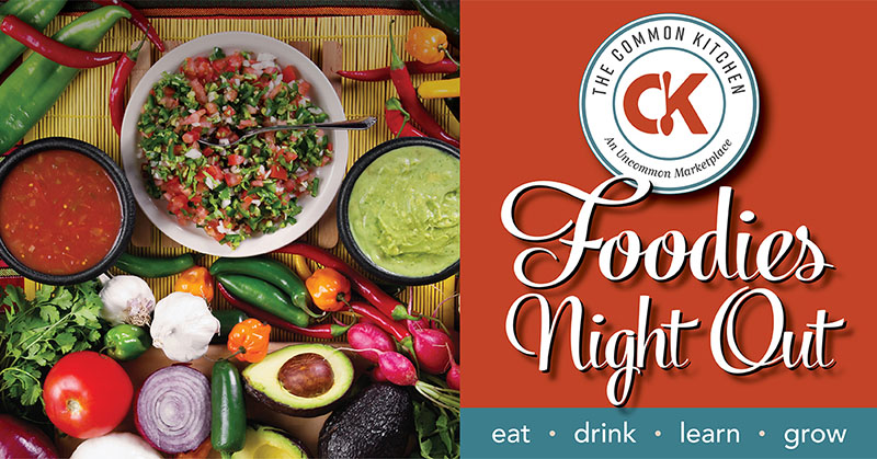 Foodies Night Out Logo